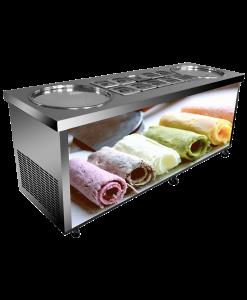 Фризер для жареного мороженого ST-628R