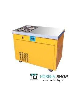 Купить фризер для жареного мороженого MK-PF1F-6C