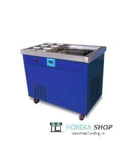 Купить фризер для жареного мороженого MK-PF1S-6C
